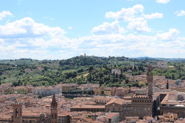 Telhados de Florença