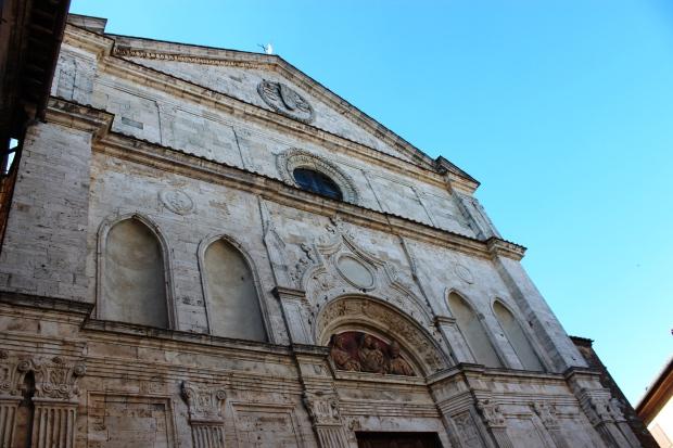 Chiesa di S. Agostino, Montepulciano