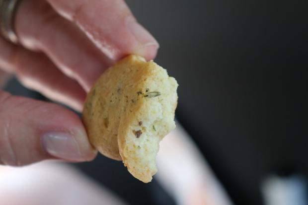 Biscoito de Lavanda