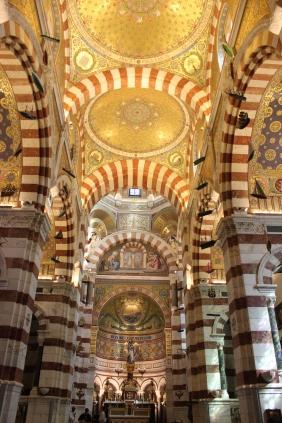 Nave da Basilique Notre-Dame-de-la-Garde