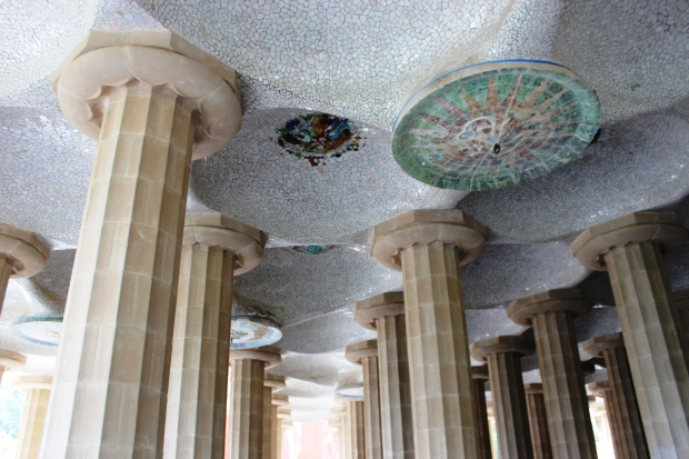 Sala Hipostila ou Sala de Colunas